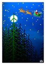 Cartoon: Peace 2016 (small) by Makhmud Eshonkulov tagged peace,2016,christmas,xmas,new,year