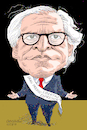 Cartoon: Luis Almagro Secretary General (small) by Cartoonarcadio tagged oas,almagro,latin,america,politician