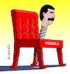 Cartoon: Maduro in his the final hours. (small) by Cartoonarcadio tagged maduro venezuela communism latin america