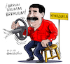 Cartoon: The bus of Maduro (small) by Cartoonarcadio tagged maduro,venezuela,dictator
