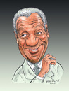 Cartoon: Bill Cosby caricature (small) by Harbord tagged bill,cosby,caricature
