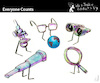 Cartoon: Everyone Counts (small) by PETRE tagged world sights views telescope glasses
