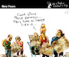 Cartoon: New Poors (small) by PETRE tagged crisis poverty