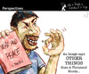 Cartoon: Perspectives (small) by PETRE tagged image literature message
