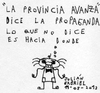 Cartoon: 14-05-2013 (small) by Juli tagged quinpha,provincia,province,mentiras,lie