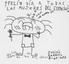 Cartoon: 8-03-2013 (small) by Juli tagged quinpha,dia,day,mujeres,womens