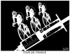 Cartoon: Tour de France (small) by Matthias Stehr tagged tour,de,france,doping,sports