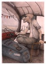 Cartoon: The King of the Road (small) by Steve B tagged bus,driver,malta