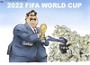 Cartoon: Fifa World Cup (small) by Amir Taqi tagged fifa,world,cup