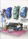 Cartoon: carhunter (small) by Petra Kaster tagged jäger,jagd,sammler,autos,autoindutrie