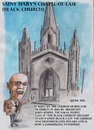 Cartoon: Black Church Dublin (small) by jjjerk tagged black,church,ireland,irish,cartoon,semple,architect