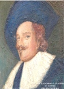 Cartoon: Laughing Cavalier (small) by jjjerk tagged frans,hals,laughing,cavalier,dutch,painter,cartoon,caricature,portrait,oil