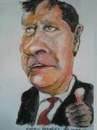 Cartoon: Martin (small) by jjjerk tagged martin politician tie red irish ireland tipperary