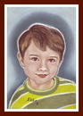 Cartoon: Luca (small) by Kidor tagged child,kidor