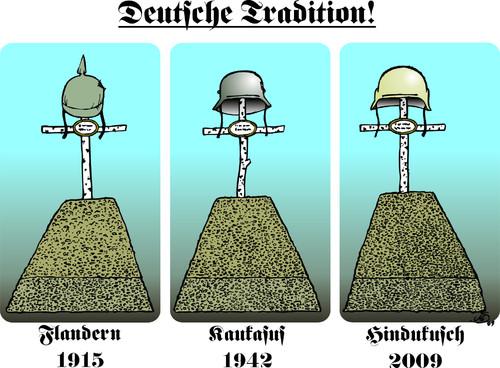 Deutsche Tradition Von Mis09 Politik Cartoon Toonpool