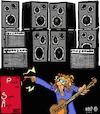 Cartoon: AMPS (small) by tonyp tagged arp,amps,power,zap