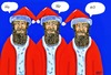 Cartoon: HO HO HO (small) by tonyp tagged arp,tonyp,arptoons,wacom,santa,ho