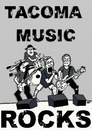 Cartoon: LITTLE ROCK BAND POSTER (small) by tonyp tagged arp,poster,little,band,music,guitar,drums,arptoons