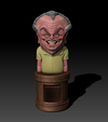 Cartoon: Modelagem 3d (small) by leandrofca tagged caricature
