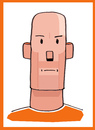 Cartoon: Rebben (small) by juniorlopes tagged football