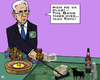 Cartoon: Bank-Roulette 2 (small) by RachelGold tagged italy,mario,monti,european,union,eu,banks,ecb,roulette