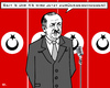 Cartoon: Pseudo-Putsch? (small) by RachelGold tagged türkei,erdogan,faschismus,diktatur,militär,putsch,inszenierung