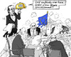 Cartoon: already.. ! (small) by MarkusSzy tagged greece,elections,euro,crisis,samaras