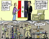 Cartoon: Ready to Talk (small) by MarkusSzy tagged syria assad bashar pression torture talks