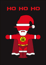 Cartoon: Nikolaus (small) by Thomas Bühler tagged ampelmännchen nikolaus weihnachtsmann