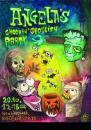 Cartoon: groovin ghoulish party poster (small) by Christian Nörtemann tagged halloween