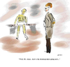 Cartoon: disintegration (small) by cgill tagged medicine,aging
