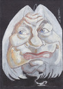 Cartoon: Julian Assange (small) by zed tagged julian assange australia journalist publisher internet portrait caricature