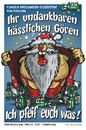 Cartoon: ... es weihnachtet ... (small) by BARHOCKER tagged nikolaus,santa,claus,pere,noel,uwe,ott,ottdesign,barhocker