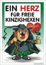 Cartoon: KINZIGHEXE KEHL (small) by BARHOCKER tagged fasching,fastnacht,carneval,kinzighexe,kehl,uwe,ott,ottdesign,barhocker