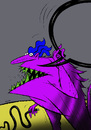 Cartoon: 11... (small) by Nekra tagged cirque