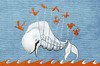 Cartoon: Fail Whale (small) by ATELIER TOEPFER tagged failwhale,twitter,fail,whale,wal,socialmedia,socialweb,community