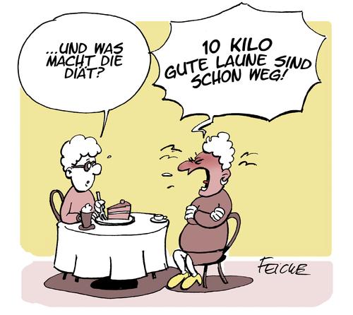 Hendricks wirbt für Fleisch-Diät in Deutschland