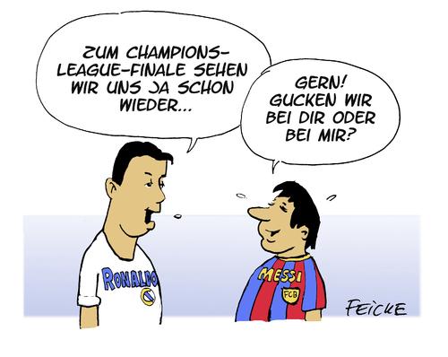 halbfinal champions league