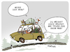 Cartoon: Teure Tanne (small) by FEICKE tagged tanne,weihnachten,baum,advent,tannenbaum,wald,auto