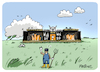 Cartoon: Wacken 2020 (small) by FEICKE tagged wacken,musik,rock,corona