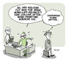 Cartoon: Worklifebalance (small) by FEICKE tagged work,life,balance,trend,sprache,feierabend,style,chill
