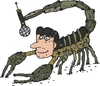 Cartoon: Scorpions (small) by Sergei Belozerov tagged music,scorpions,klaus,meine,rock