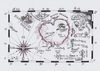 Cartoon: Island for lovers2 (small) by secretcircle tagged love,amour,map,landkarte