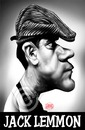 Cartoon: Jack Lemmon (small) by Russ Cook tagged jack,lemmon,actor,caricature,hollywood,america,american,some,like,it,hot,glengarry,glen,ross,the,odd,couple,grumpy,old,men,russ,cook,digital,portrait,cintiq,photoshop