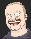 Cartoon: Stefan Raab (small) by Toonmix tagged entertainer,stefan,raab