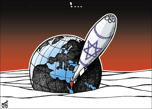 Cartoon: Blackmail Peace by force right (medium) by samir alramahi tagged palestine,rights,home,israel,colonies,blackmail,peace,force,right,ramahi,cartoon,arab