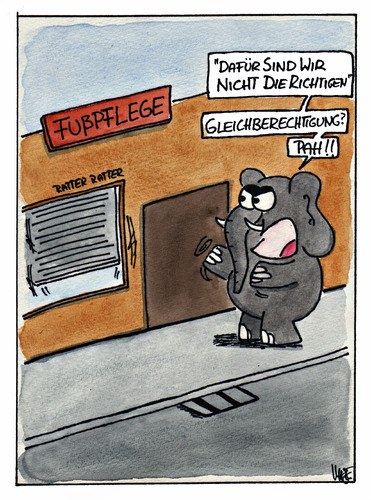 Cartoon: Fußpflege (medium) by spass-beiseite tagged fuß,füße,elefant,massage,afrika,beiseite,spass,unterhaltung,panel,fun,illustration,design,pointe,kunst,comicstrips,comictagebuch,tagebuch,comic,cartoons,cartoon,witz,bildwitz