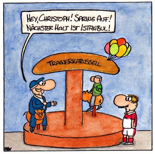 Trainerkarussell