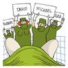 Cartoon: Multiple birth (small) by martirena tagged children,multiple,birth