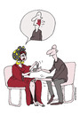 Cartoon: Predicting future. (small) by martirena tagged predicting,future,client